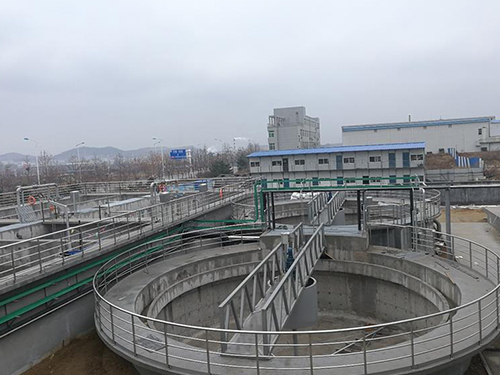 Phase II Extension Project of Zeolite Series Environmental Protection Material of China Energy Saving Wanrun Co., Ltd. Phase IV Project of Sewage Station
