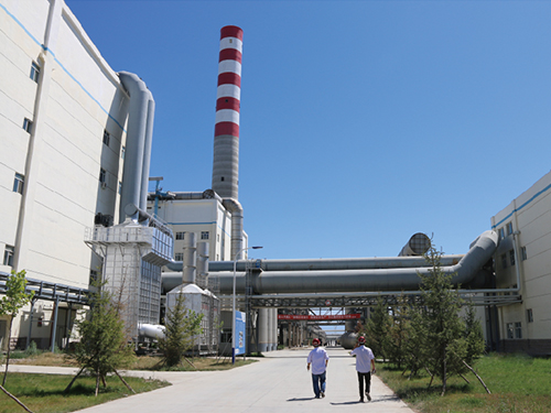 EPC General Contracting Project for Fermentation Waste Gas Treatment Phase II of Yili Chuanning Biotechnology Co., Ltd.